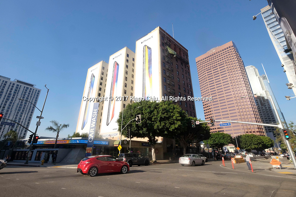 Exterior of Hotel Figueroa in downtown Los Angeles.(Photo by Ringo Chiu)<br /> <br /> Usage Notes: This content is intended for editorial use only. For other uses, additional clearances may be required.