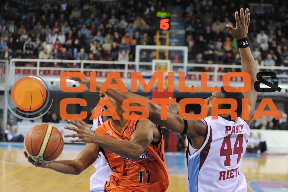 DESCRIZIONE : Rieti Lega A1 2008-09 Solsonica Rieti Snaidero Udine<br /> GIOCATORE : Joseph Forte<br /> SQUADRA : Snaidero Udine <br /> EVENTO : Campionato Lega A1 2008-2009 <br /> GARA : Solsonica Rieti Snaidero Udine<br /> DATA : 18/01/2009<br /> CATEGORIA : Tiro<br /> SPORT : Pallacanestro <br /> AUTORE : Agenzia Ciamillo-Castoria/E.Grillotti
