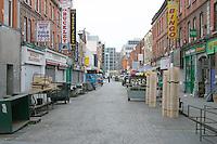 Moore Street, Dublin, Ireland