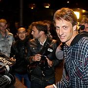 NLD/Amsterdam/20100501 - Gumball 3000 Amsterdam, NLD/Amsterdam/20100501 - Gumball 3000 Amsterdam, amerikaan superster Tony Hawk