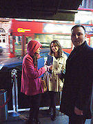 FROM INTELLIGENT PR: NIRALIE KARIA; LAURA CORRIGAN; HILAL, Coquine  launch. 160 old brompton rd. South Kensington. London. SW5  30 March 2010.