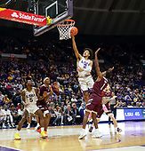 November 29, 2019: Missouri State vs LSU SEC Basketball