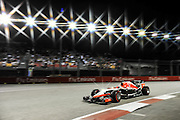 September 18-21, 2014 : Singapore Formula One Grand Prix - Jules Bianchi (ITA), Marussia-Ferrari