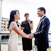 Vivienne & Jean-Luc | Wedding | 2015.3.14