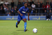 AFC Wimbledon defender Paul Osew (37)d\ during the Pre-Season Friendly match between AFC Wimbledon and Crystal Palace at the Cherry Red Records Stadium, Kingston, England on 30 July 2019.