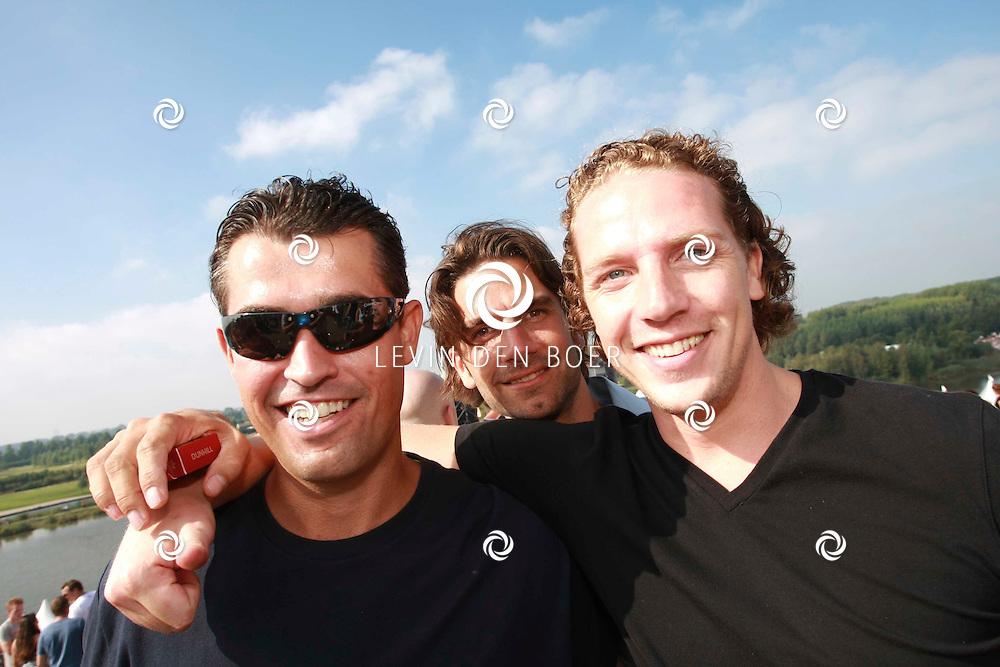 HAARLEM - Op het terrein van Haarlemmermeer was weer een editie van ID en T Mystery Land georganiseerd. FOTO LEVIN DEN BOER - PERSFOTO.NU