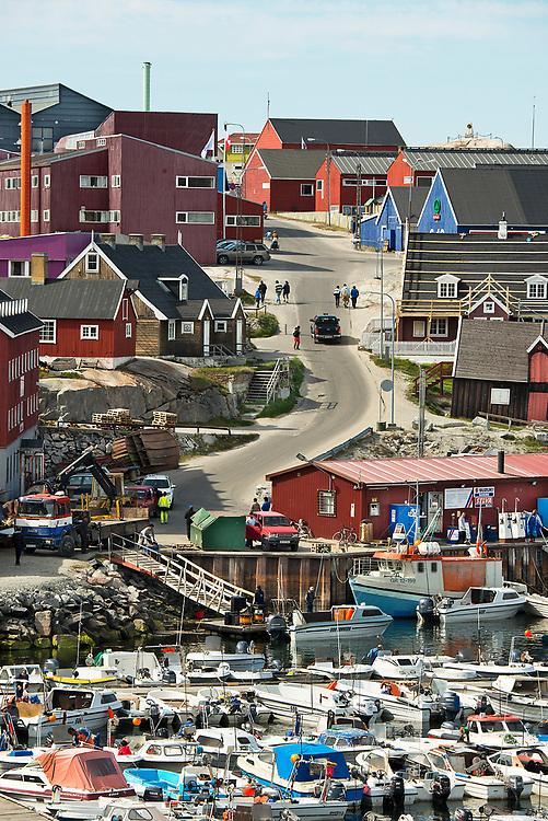 Illulissat, Greenland