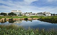 VILAMOURA - Algarve - Hotel Tivoli, Oceanico Victoria  Golfcourse, hole ,   COPYRIGHT KOEN SUYK