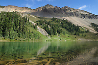 Tapto Lakes, North Cascades National Park, Washington