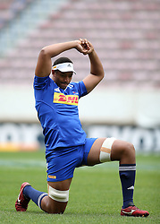 Julie van Vuuren during Western Province training session held at Newlands Rugby Stadium in Cape Town, South Africa on 15th September 2016.<br /> <br /> Photo by Shaun Roy/Real Time Images