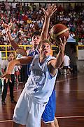 DESCRIZIONE : Cagliari Qualificazione Eurobasket 2009 Serbia Italia <br /> GIOCATORE : Stefano Mancinelli <br /> SQUADRA : Nazionale Italia Uomini <br /> EVENTO : Raduno Collegiale Nazionale Maschile <br /> GARA : Serbia Italia Serbia Italy <br /> DATA : 20/08/2008 <br /> CATEGORIA : Tiro <br /> SPORT : Pallacanestro <br /> AUTORE : Agenzia Ciamillo-Castoria/S.Silvestri <br /> Galleria : Fip Nazionali 2008 <br /> Fotonotizia : Cagliari Qualificazione Eurobasket 2009 Serbia Italia <br /> Predefinita :