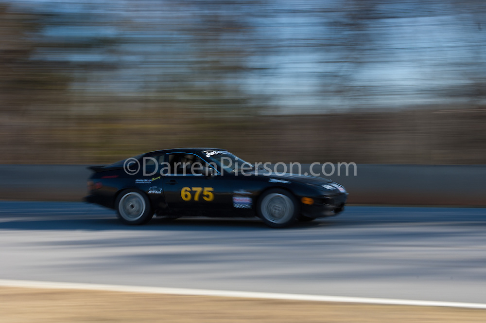 #675 Take A Break Motorsports 1988 Porsche 924S Black: R L Mitchell,Joe Sharrow, Geoffrey Knight