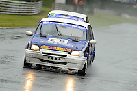 #28 Mike Williams Rover Metro during the MGCC Drayton Manor Park MG Metro Cup at Oulton Park, Little Budworth, Cheshire, United Kingdom. September 03 2016. World Copyright Peter Taylor/PSP.