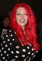 Jane Goldman Sky 3D - Women in Film and TV Awards, Hilton Hotel, Park Lane, London, UK, 03 December 2010:  Contact: Ian@Piqtured.com +44(0)791 626 2580 (Picture by Richard Goldschmidt)