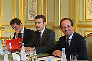 FILE: Who is Emmanuel Macron? - 4 May 2017
