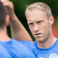St Johnstone Pre-Season Training...07.07.14<br /> Steven Anderson<br /> Picture by Graeme Hart.<br /> Copyright Perthshire Picture Agency<br /> Tel: 01738 623350  Mobile: 07990 594431