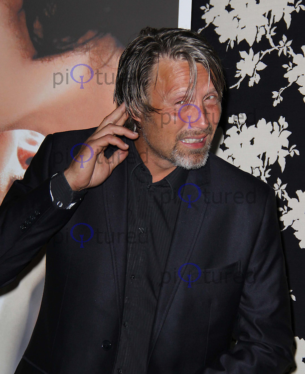 Mads Mikkelsen Coco Chanel & Igor Stravinsky UK Premiere, held at The Soho Hotel, London, UK, 25 July 2010: For piQtured Sales contact: Ian@Piqtured.com +44(0)791 626 2580 (Picture by Richard Goldschmidt/Piqtured)