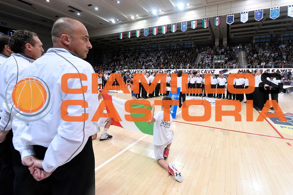 panoramica<br /> Dolomiti Energia Aquila Basket Trento - Umana Reyer Venezia<br /> Lega Basket Serie A 2016/2017<br /> Playoff, finale gara 3<br /> Trento, 14/06/2017<br /> Foto M.Ceretti / Ciamillo-Castoria