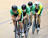 CYCLING - PURSUITS, National Track Championship 2013