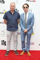 Steve Pemberton, Reece Shearsmith, South Bank Sky Arts Awards, The Savoy, London UK, 09 July 2017, Photo by Richard Goldschmidt