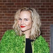 NLD/Amsterdam/20160306 - Modeshow Mart Visser 2016, Kimberly Klaver