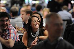 Hospitality in the Heineken Lounge - Mandatory byline: Dougie Allward/JMP - 07966386802 - 06/11/2015 - RUGBY - Ashton Gate -Bristol,England - Bristol Rugby v Doncaster Knights - Greene King IPA Championship