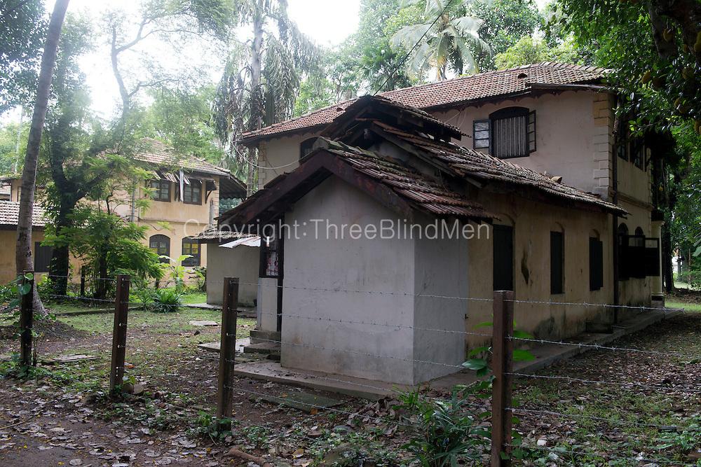 Railway Bungalows. Mount Mary, Dematagoda, Colombo.
