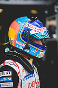June 12-17, 2018: 24 hours of Le Mans. Fernando Alonso, Toyota Racing, Toyota TS050 Hybrid