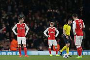 Arsenal v Bayern Munich - 7 March 2017