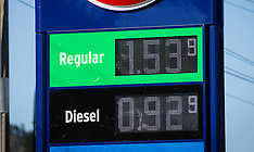 Auckland-Petrol prices continue to drop