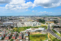 Brasil - Espirito Santo - Serra - Vista aerea de condominio residencial no municipio da Serra - Foto: Gabriel Lordello/ Mosaico Imagem