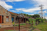 Derelict workers quarters in Hershey, Mayabeque, Cuba.