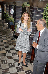RACHEL WHETSTONE Michael Howard's political secretary at the No Campaign's Summer Party - a celebration of the 'Non' and 'Nee' votes in the Europen referendum in France and The Netherlands held at The Peacock House, 8 Addison Road, London W14 on 5th July 2005.<br />