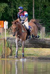Kooremans Raf (NED) - Telstar<br /> Nationaal Kampioenschap LRV  Minderhout 2009<br /> CIC** Minderhout 2009<br /> © Hippo Foto - Leanjo De Koster