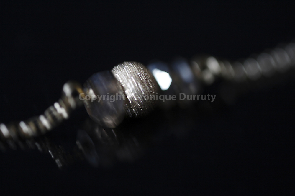 -Perle de Lune- jewel, created in London by the french gemologist Sandrine Domercq
