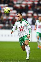Yohan Mollo - 14.12.2014 - Nice / Saint Etienne - 18eme journee de Ligue1<br />Photo : Manuel Blondeau / Icon Sport