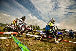 MX 125 National Championship of Slovenia on 17 of May 2015 in Prilipe, Brezice, Slovenia. (Photo by Grega Valancic / Sportida.com)