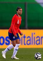 International Women's Friendly Matchs 2019 / <br /> Italy vs Chile 2-1 ( Carlo Castellani Stadium - Empoli,Italy ) - <br /> Claudia Soto of Chile