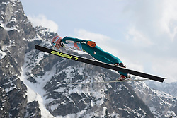 21.03.2014, Planica, Ratece, SLO, FIS Weltcup Ski Sprung, Planica, Grossschanze Herren Einzel, im Bild Dawid Kubacki // Dawid Kubacki during the mens individual large Hill of the FIS Ski jumping Worldcup Cup finals at Planica in Ratece, Slovenia on 2014/03/21. EXPA Pictures © 2014, PhotoCredit: EXPA/ Newspix/ Irek Dorozanski<br /> <br /> *****ATTENTION - for AUT, SLO, CRO, SRB, BIH, MAZ, TUR, SUI, SWE only*****