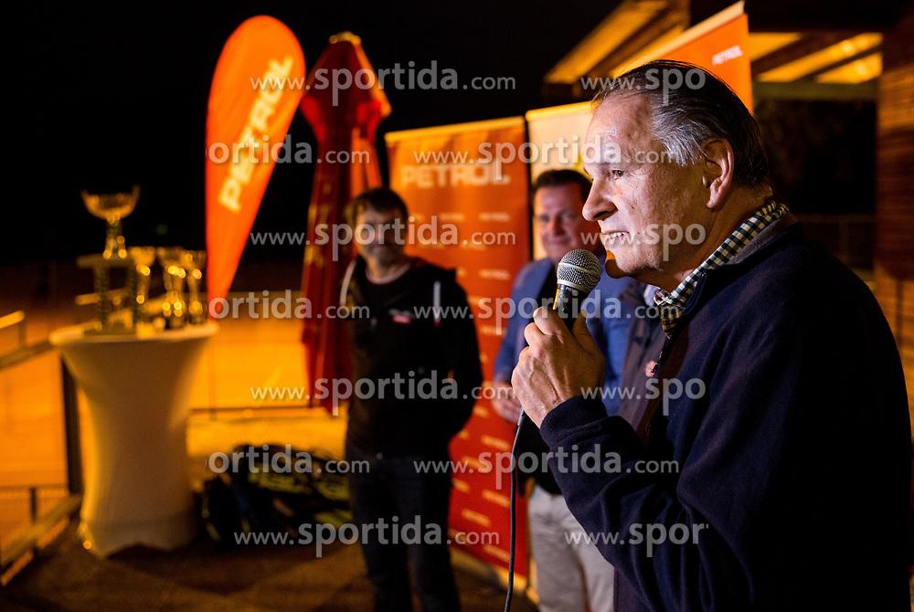 Marko Umberger at Petrol VIP tournament 2018, on May 24, 2018 in Sports park Tivoli, Ljubljana, Slovenia. Photo by Vid Ponikvar / Sportida