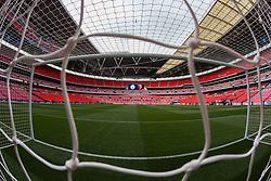 A general view - Mandatory by-line: Arron Gent/JMP - 18/05/2019 - FOOTBALL - Wembley Stadium - London, England - Manchester City v Watford - Emirates FA Cup Final