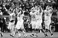 Oct 17, 2015; Ann Arbor, MI, USA; at Michigan Stadium. Mandatory Credit: Rick Osentoski-USA TODAY Sports