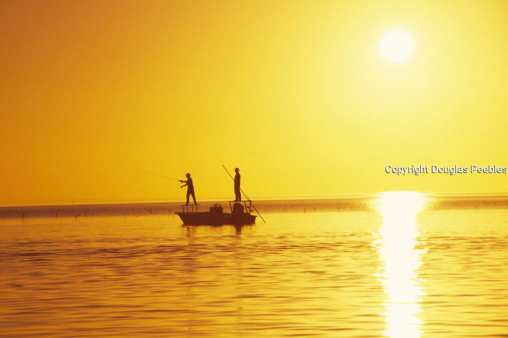 Flatboat Fly Fishing, Islamorada, Florida Keys, USA<br />