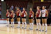 2005 Illinois State Redbirds Women's Volleyball Photos