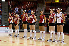2005 Illinois State Redbirds Women's Volleyball Photos