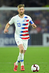 March 21, 2019 - Orlando, Florida, USA - US defender Tim Ream (13) during an international friendly between the US and Ecuador at Orlando City Stadium on March 21, 2019 in Orlando, Florida. .The US won the game 1-0...©2019 Scott A. Miller. (Credit Image: © Scott A. Miller/ZUMA Wire)