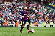 Ivan Rakitic of FC Barcelona during the Spanish championship La Liga football match between FC Barcelona and Huesca on September 2, 2018 at Camp Nou Stadium in Barcelona, Spain - Photo Xavier Bonilla / Spain ProSportsImages / DPPI / ProSportsImages / DPPI