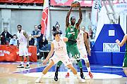 DESCRIZIONE : Desio Eurolega Euroleague 2014-15 EA7 Emporio Armani Milano Panathinaikos Atene<br /> GIOCATORE : James Gist Alessandro Gentile<br /> CATEGORIA : controcampo curiosita<br /> SQUADRA : Panathinaikos Atene EA7 Emporio Armani Milano<br /> EVENTO : Eurolega Euroleague 2014-2015<br /> GARA : EA7 Emporio Armani Milano Panathinaikos Atene<br /> DATA : 11/12/2014<br /> SPORT : Pallacanestro <br /> AUTORE : Agenzia Ciamillo-Castoria/Max.Ceretti<br /> Galleria : Eurolega Euroleague 2014-2015<br /> Fotonotizia : Desio Eurolega Euroleague 2014-15 EA7 Emporio Armani Milano Panathinaikos Atene<br /> Predefinita :