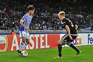 Real Sociedad v Rosenborg - 14 Sept 2017