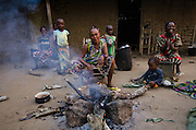 Local people<br /> Republic of Congo (Congo - Brazzaville)<br /> AFRICA